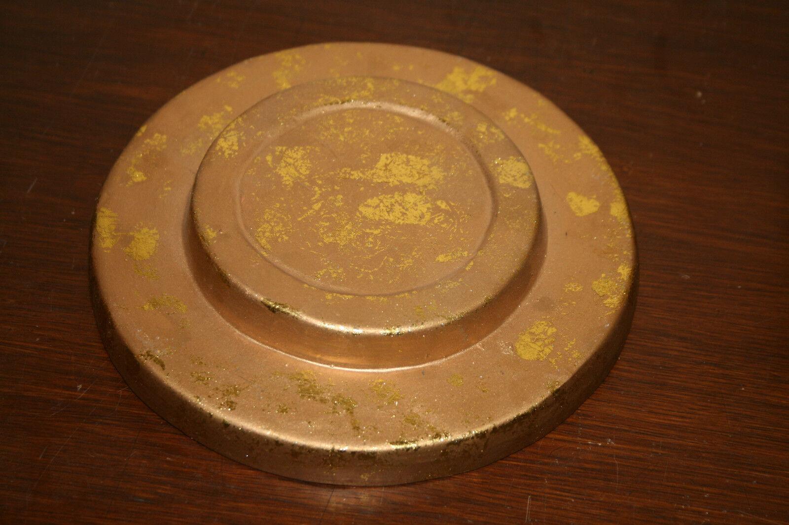 Keramik Kegel Goldfarben zur zur zur Dekoration - Rarität f9a0e8