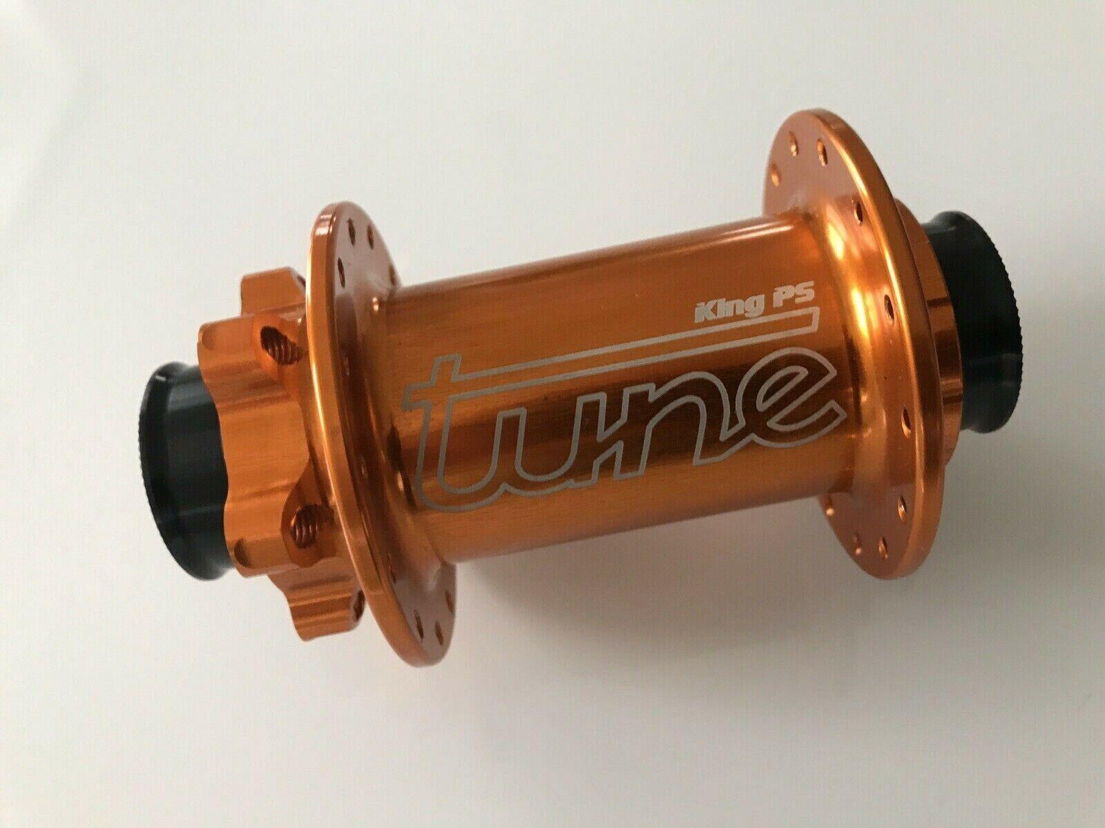 Tune King PS Nabe 28 Loch 15 110 Orange neu geeignet für RockShox