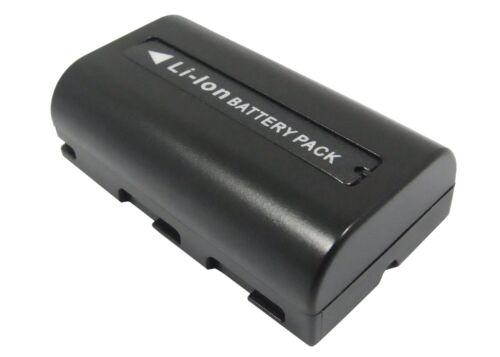 i VP-DC161W Premium Battery for Samsung VP-D455i VP-D351 VP-D963i VP-DC173