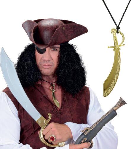 Seeräuber Piraten Kette NEU Zubehör Accessoire Karneval Fasching