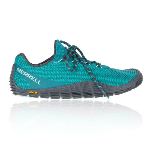 Blue Sports Merrell Womens Move Glove Trail Running Shoes Trainers Sneakers