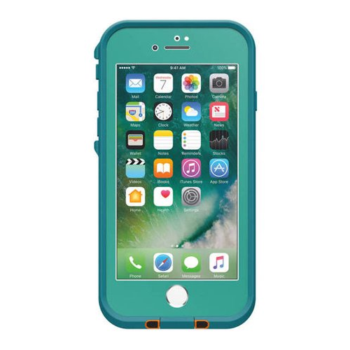 sports shoes 15c98 9a11d LifeProof FR? Waterproof Case for iPhone 7 - Sunset Bay Teal