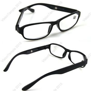 fdf68bd6f6 Trendy Reading Glasses+4.5+5.0+5.5+6.0 Optical Near Lens Black Frame ...