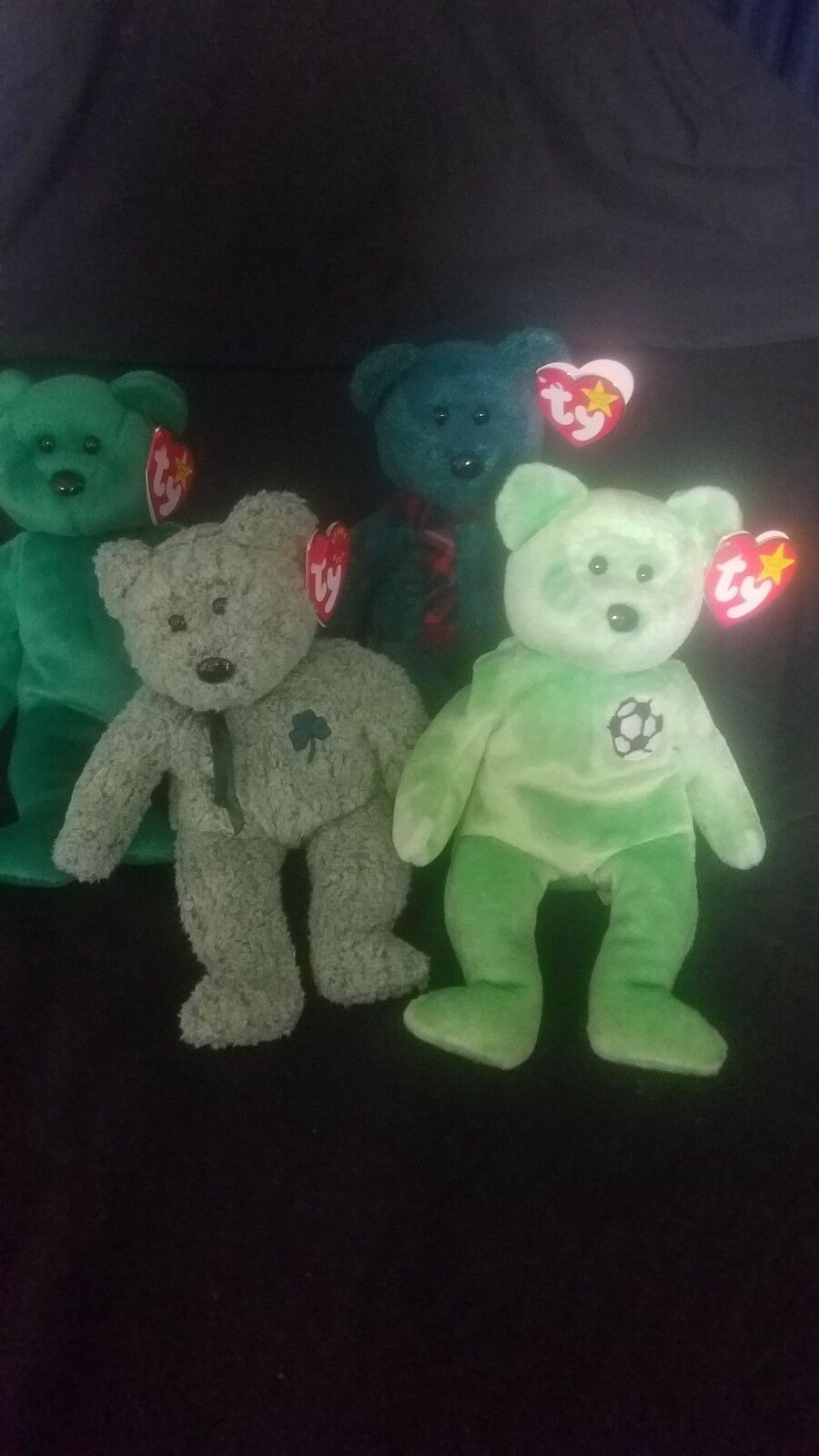 Ty beanie babies rare retired Collectibles