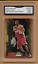 miniature 1 - 2003-04 Upper Deck Lebron James Freshman Season Rookie #45 GMA Gem Mint 10