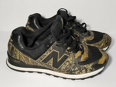 New Balance 574 LIMITED EDITION Camouflage Camo Duck Shoes Size 8.5 RARE | eBay