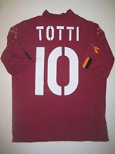 Diadora AS Roma Francesco Totti Jersey Shirt Trikot Maglia Italia Home 2001-2002