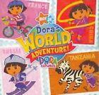 Dora The Explorer World Adventure 0828768851524 CD