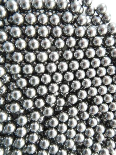 LOOSE Roulements à Billes en Acier Chromé Grade 100 1 mm 2 mm 3 mm 4 mm 5 mm 6 mm 8 mm 2.5 mm