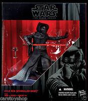Star Wars Black Series Kylo Ren Starkiller Base Jedi Action Figure Hasbro Rare