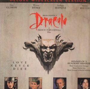 Dracula-Deluxe-Double-LaserDisc-Free-Shipping