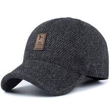 b840005370e item 3 Men Winter Baseball Cap Warm Thick Outdoor Hats With Ear Protectors  Earflap Hat -Men Winter Baseball Cap Warm Thick Outdoor Hats With Ear  Protectors ...