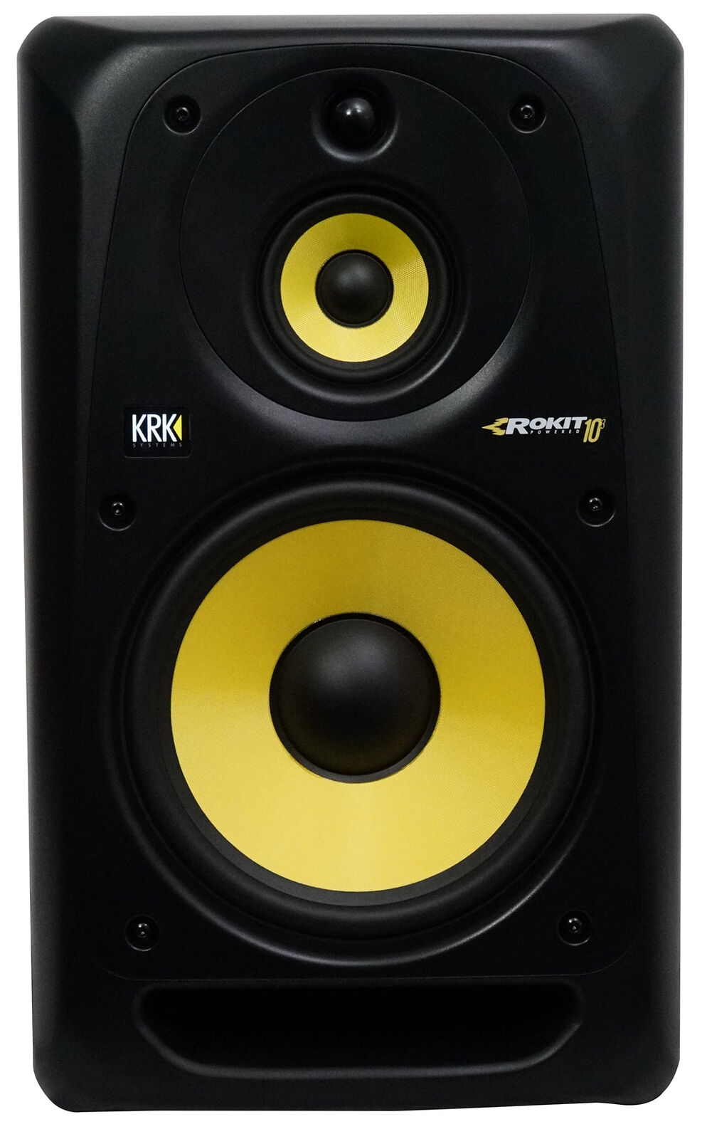 KRK RP103G3 Rokit 10  3-Way Active Powered Studio Monitor Speaker