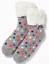 OLD Navy SHERPA Socks WARM Fuzzy COZY Sloth PENGUIN Dog PUG Polka DOT New NWT!