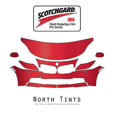 3M Scotchgard Paint Protection Film Clear Bra Kit 2010-2016 BMW Z4 M-Sport