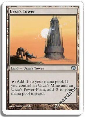 Urza/'s Tower Ninth Edition Played 1x x1 English -BFG- MTG Magic