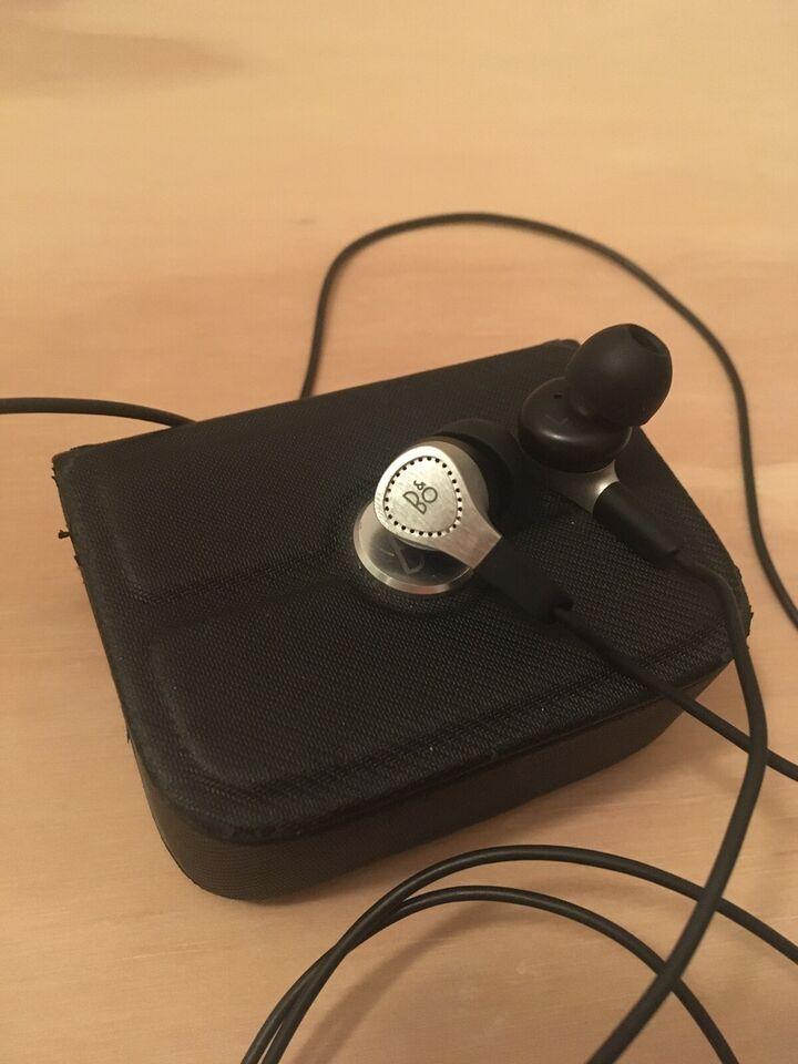 in-ear hovedtelefoner, B&O, H3