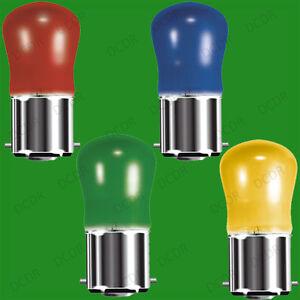 12x-15W-colore-pygmee-mini-signe-AMPOULE-presentation-lampe-BAIONNETTE-BC