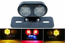 Motorcycle LED Tail Light w/ Turn Signals For BMW Streetfighter / Cafe Racer