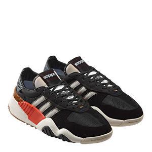 save off b1841 7fc95 Details about adidas Originals by ALEXANDER WANG Turnout Trainer C Blk /  Chlk White / Orange