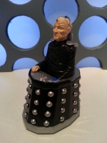 Doctor Who Davros Dalek Créateur leader CORGI Diecast metal Model Figure