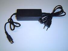 POWER SUPPLY CABLE COMMODORE AMIGA CD32 & FLOPPY DRIVE 1541 II 110-220V *NEW*