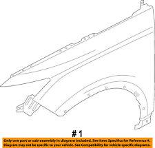 FORD OEM 15-16 F-150 Rear Fender Panel-Bed-Panel Extension Left FL3Z9900375A