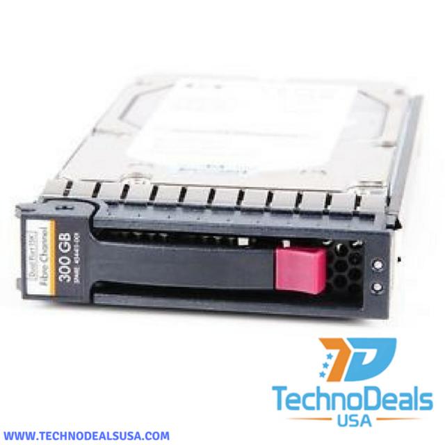 HP AG690A 454411-001 AG690B 300 GB 15K FC FESTPLATTE