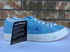 b42a7aff57b3 item 2 Men s Converse One Star Ox Tyler The Creator Golf Le Fleur Bachelor  Blue 160326C -Men s Converse One Star Ox Tyler The Creator Golf Le Fleur  Bachelor ...