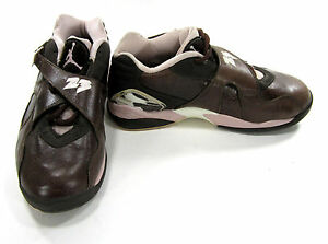 promo code 6102f f0be3 Nike Shoes Air Jordan 8 Retro Low Brown/Baby Pink Sneakers ...