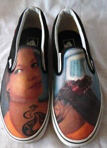 ea23e3f006 Image is loading Vans-034-Custom-Culture-034-Slip-On-Sneakers-