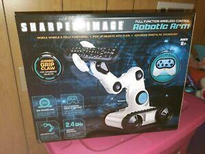 Sharper-Image-Robotic-Arm-Remote-Control-Picks-Up-Items-NEW