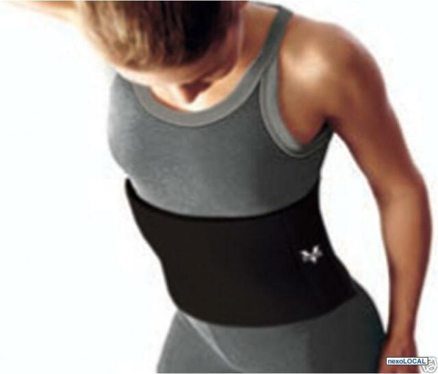Valeo Neoprene WAIST TRIMMER Weight Loss Fitness Belt ONE SIZE FITS MOST