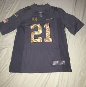 Details about Nike Giants Collins jersey! NFL military appreciation! Size M