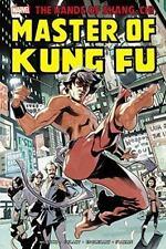 Shang-Chi: Master of Kung-Fu Omnibus Vol. 1 (Marvel Omnibus: Shang-Chi Master of