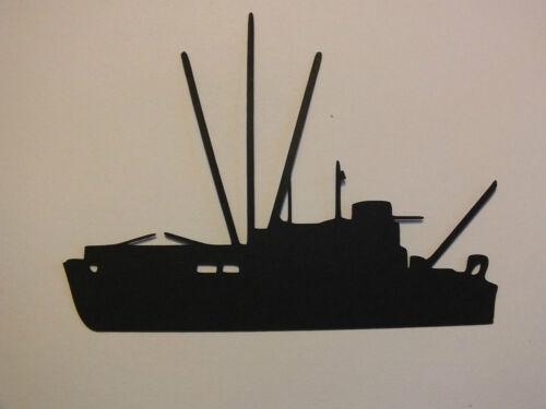 membranes Die Cuts Mix ou match navires 8 âne debout Fisher CHALUTIERS bateaux