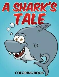A Shark's Tale: Coloring Book