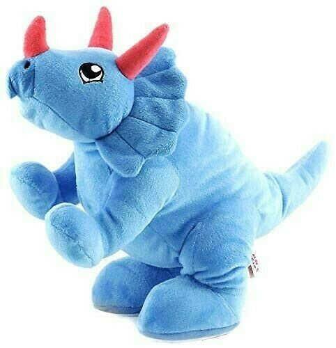 Official Ryan's World Roaring Dinosaur - bluee Triceratops Toy Toy Toy e57cb8