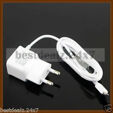 New OEM Genuine Samsung 2.0Amp Rapid Fast Charger for Samsung Omnia Pro B7610