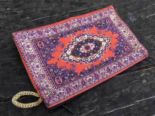 Borse di stoccaggio con cerniera Gypsy Stile Bohemien Spedizione GRATUITA Hippie PORTAMONETE BORSELLINI
