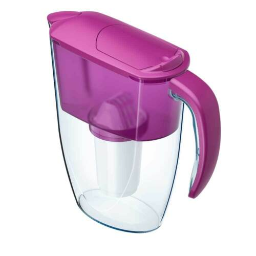 2.6 L Magnesium A5 Mg Bacteriostatic cartridge Smile Water Filter Pitcher Jug