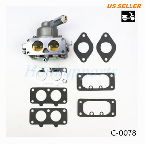 Details about Carburetor for Briggs & Stratton 20HP 21HP 23HP 24HP 25HP  intek V-Twin Engine e2