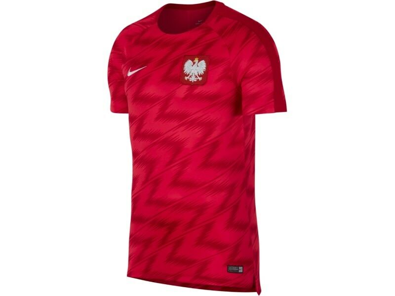 RPOL 17  polaco Training Top-Oficial Camisa Jersey-nike TRG