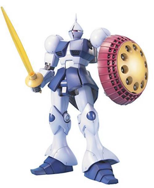 Nuovo Bandai MG 1 100 Yms-15 Gyan Modello Plastica Kit Mobile Suit Gundam F S