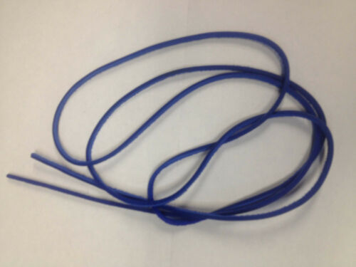 """1 Pair, 2 Laces 72/"""" Length x1//8/"""" Width Rawhide Leather Shoe Boot Shoelaces"""