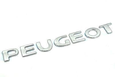 107 Rear  Tailgate Badge//Decal//Emblem 8665NN
