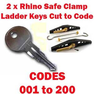 2-x-Rhino-Safe-Clamp-Ladder-Keys-Cut-to-Code-001-200-CUT-BY-LOCKSMITHS