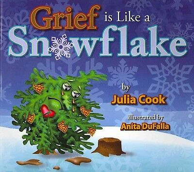 Grief is Like a Snowflake, Paperback by Cook, Julia; DuFalla, Anita (ILT), IS...