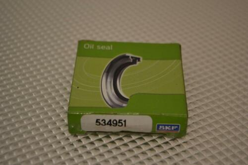 ONE NEW SKF OIL SEAL 534951.