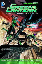 The Revenge of Black Hand Vol. 2 by Geoff Johns (2013, Paperback)